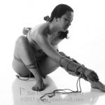 nude women bound model: gretchenable
